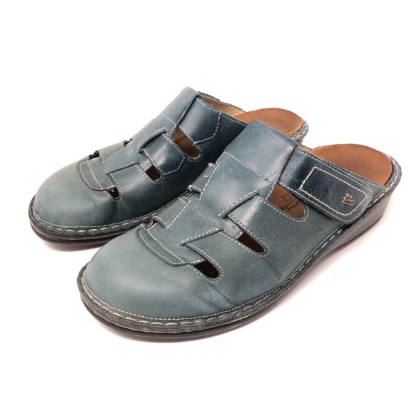 Finn Comfort Damen Java Clogs
